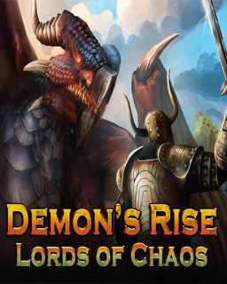 Demon's Rise Lords of Chaos krabice