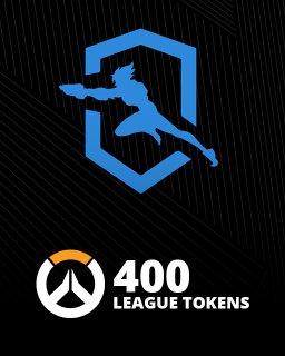 Overwatch 400 League Token krabice