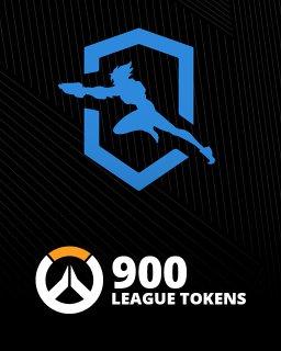 Overwatch 900 League Token krabice