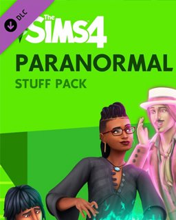 The Sims 4 Paranormálno