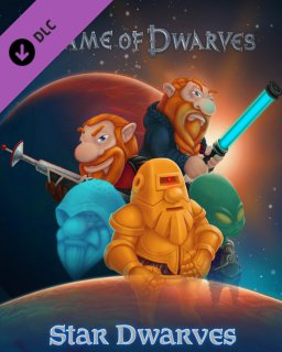 A Game of Dwarves Star Dwarves krabice
