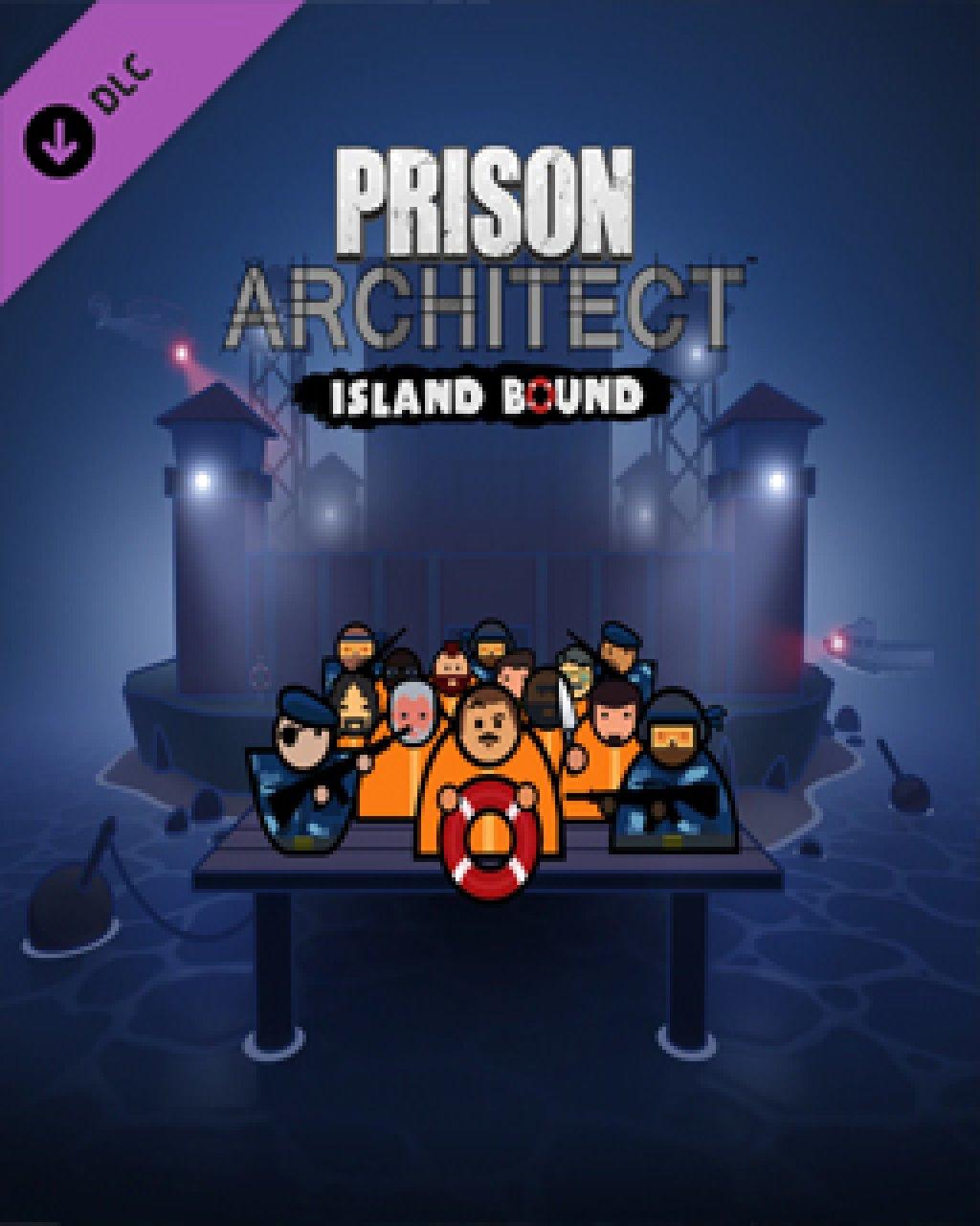 Prison Architect Island Bound