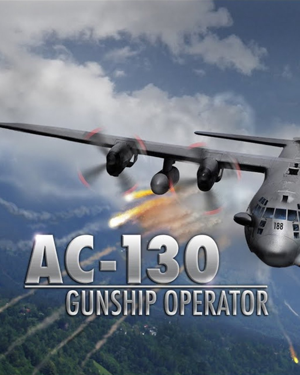 AC-130 Gunship Operator