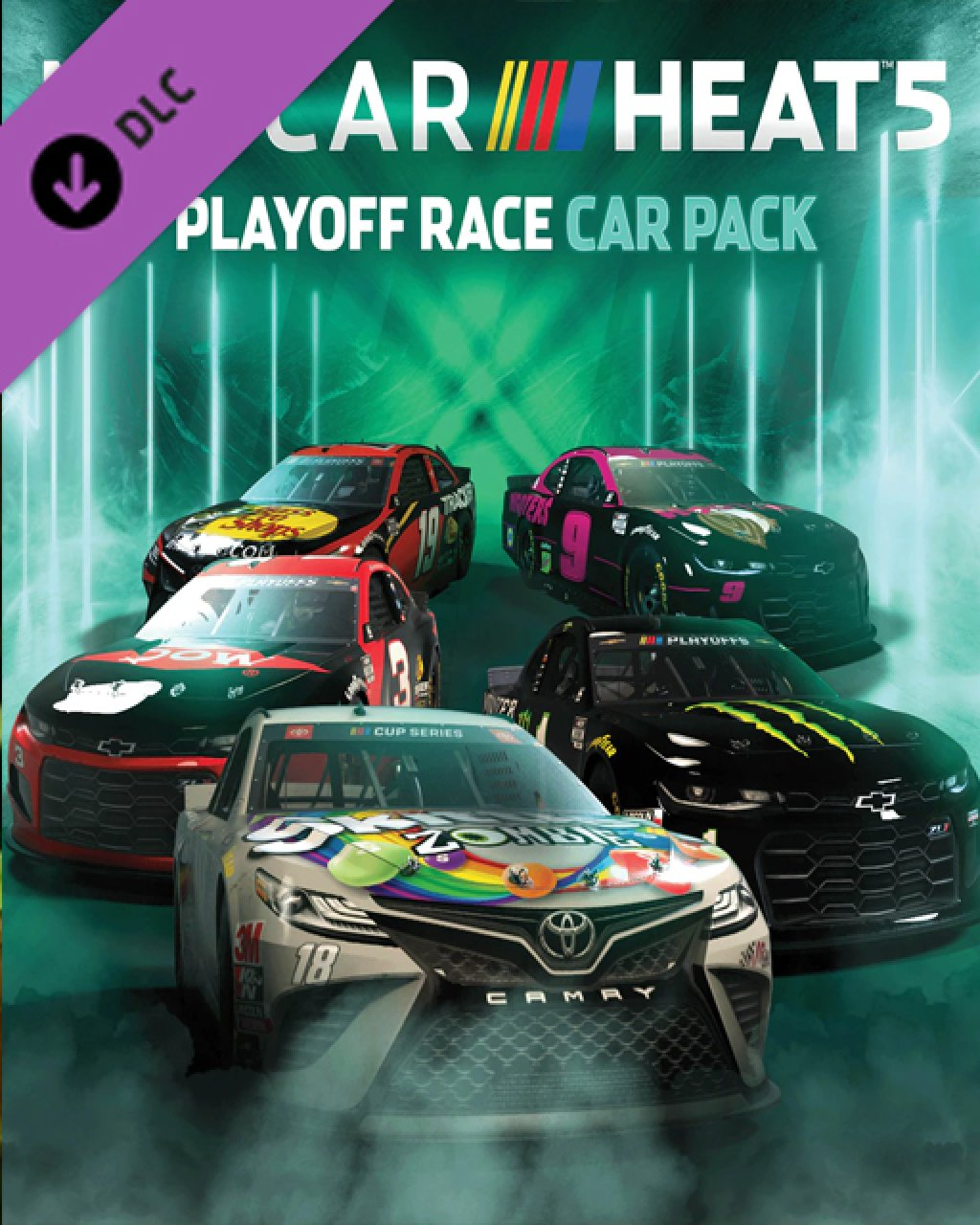 Nascar Heat 5 Playoff Pack