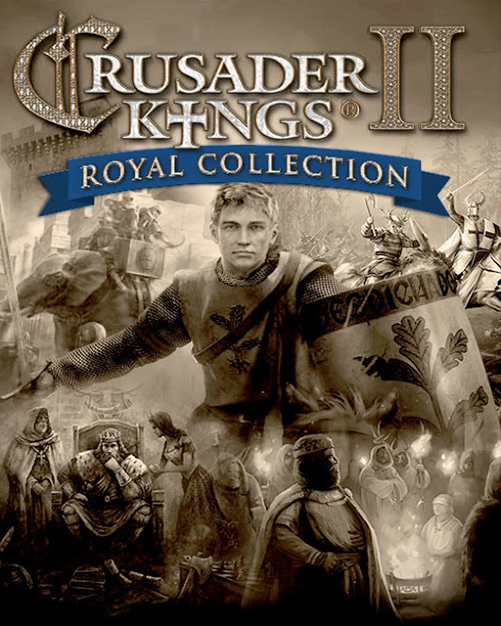 Crusader Kings II Royal Collection