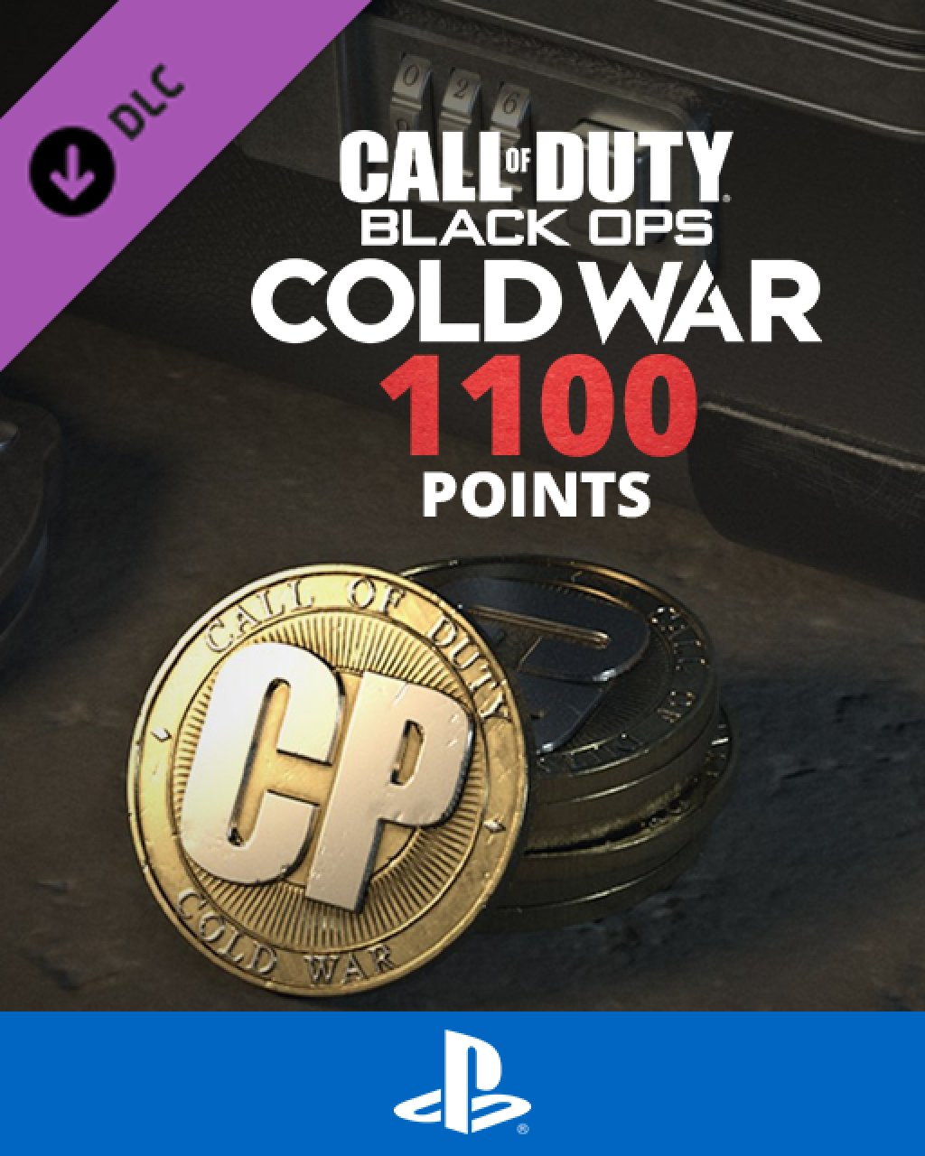 Call of Duty Black Ops Cold War 1100 Points