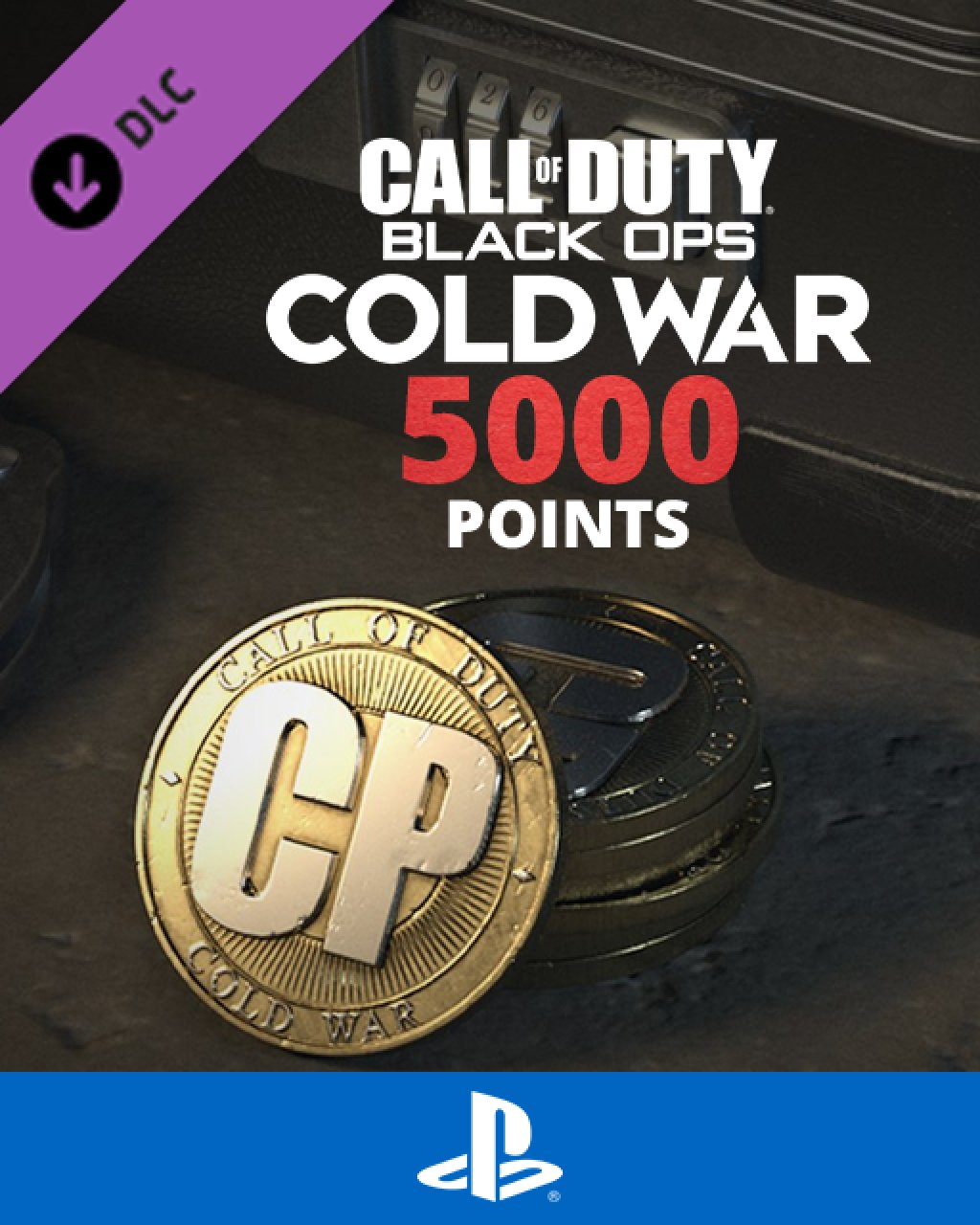 Call of Duty Black Ops Cold War 5000 Points