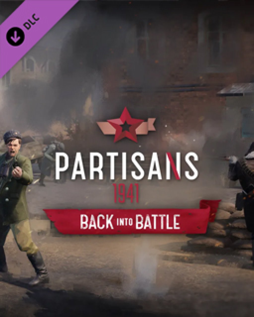 Partisans 1941 Back Into Battle