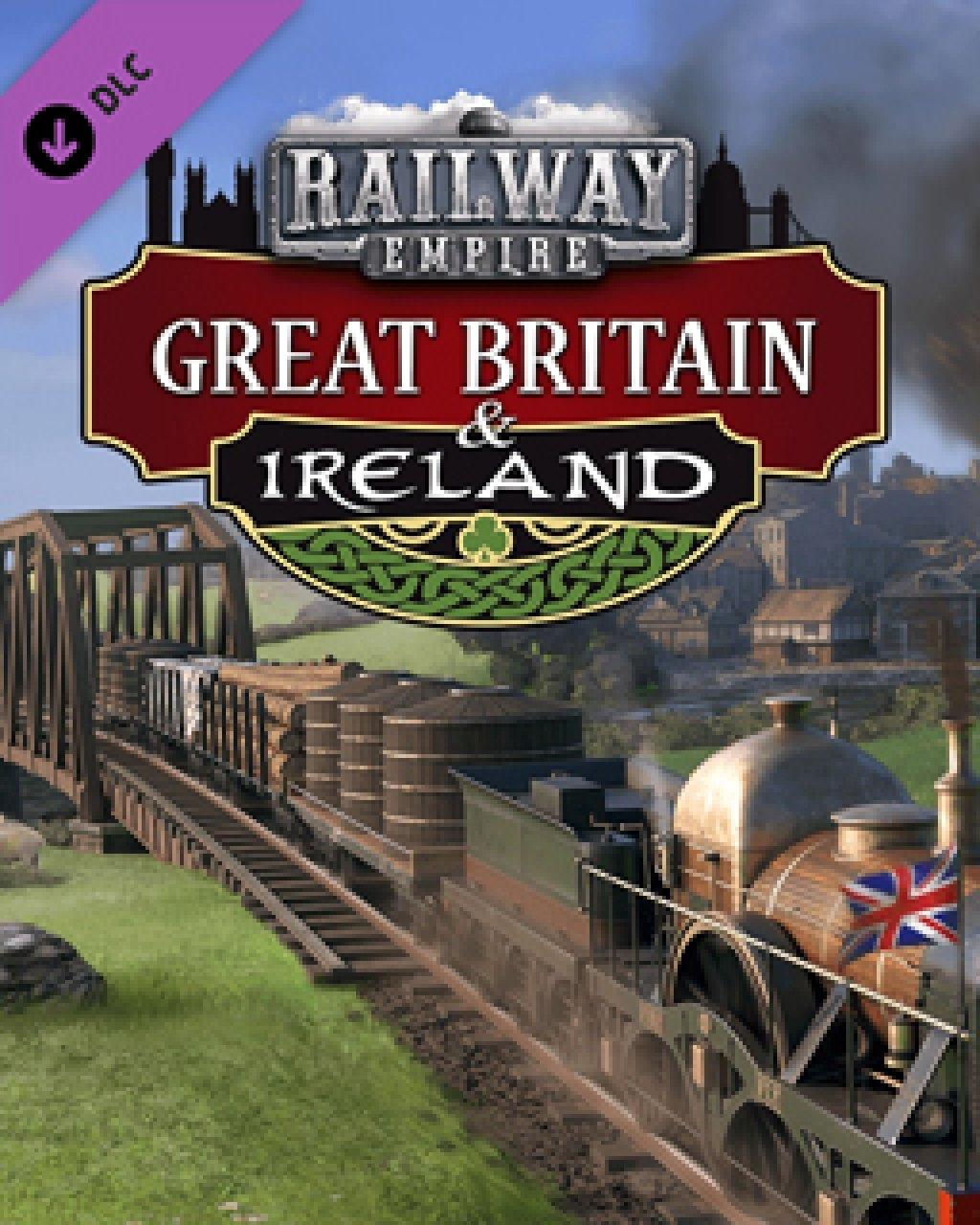 Railway Empire Great Britain & Ireland