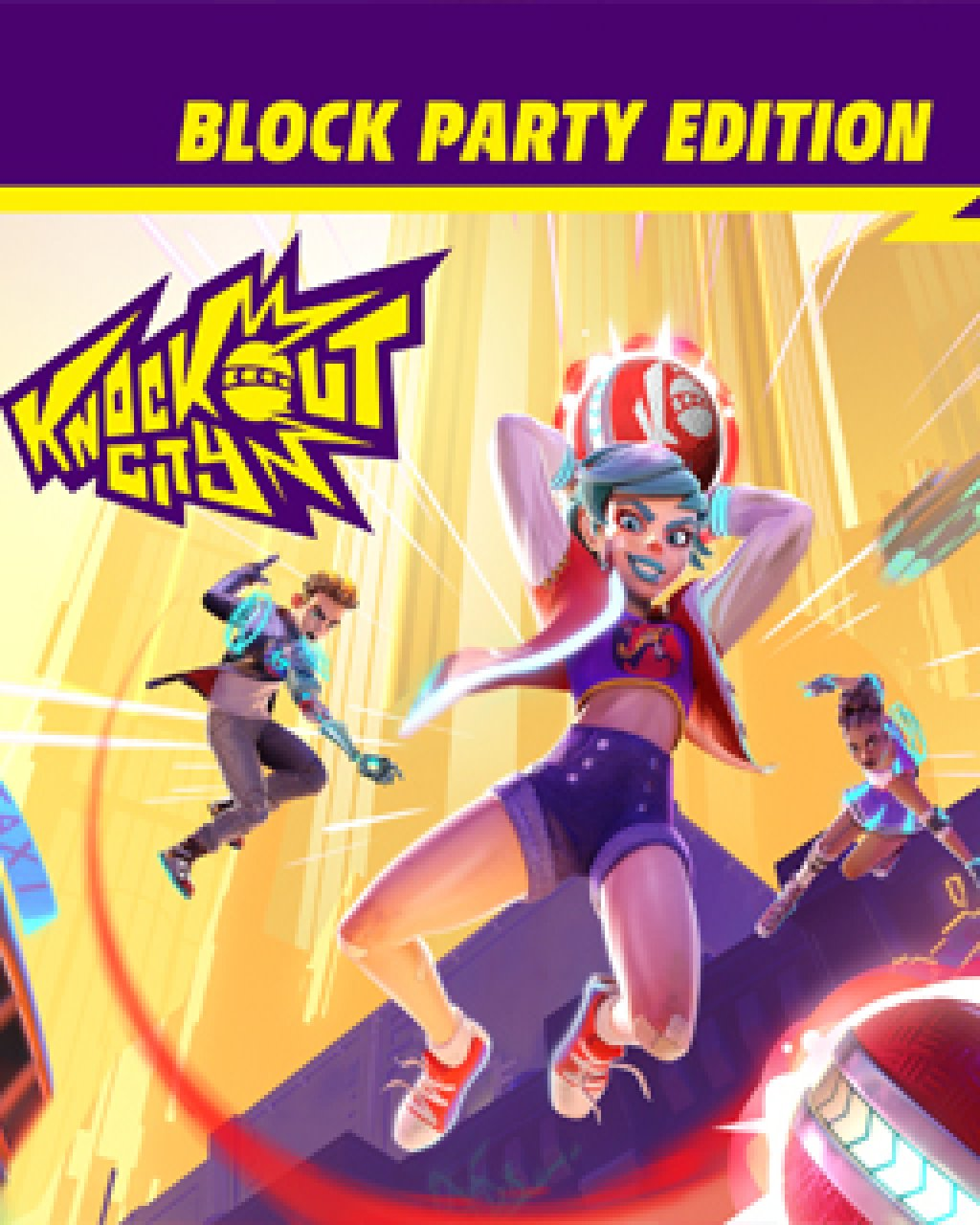 Knockout City Block Party Edition