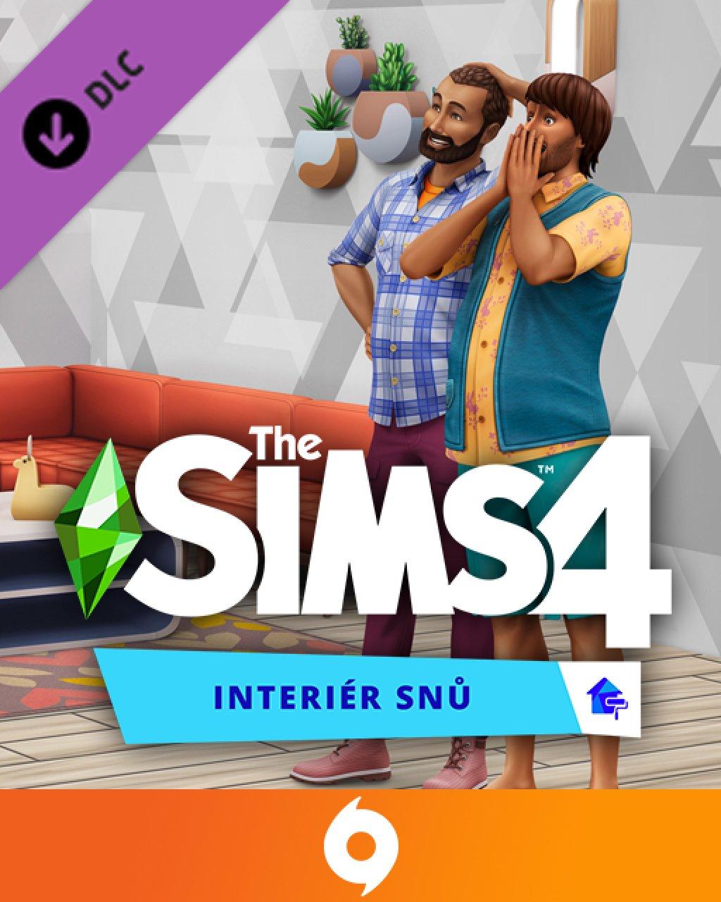 The Sims 4 Interiér snů