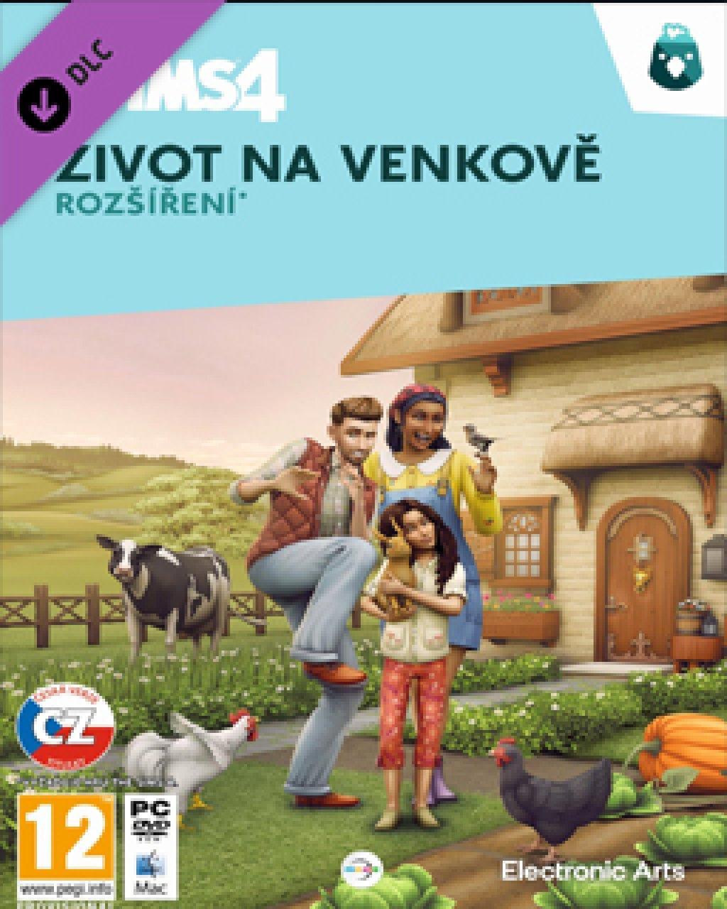 The Sims 4 Život na venkově
