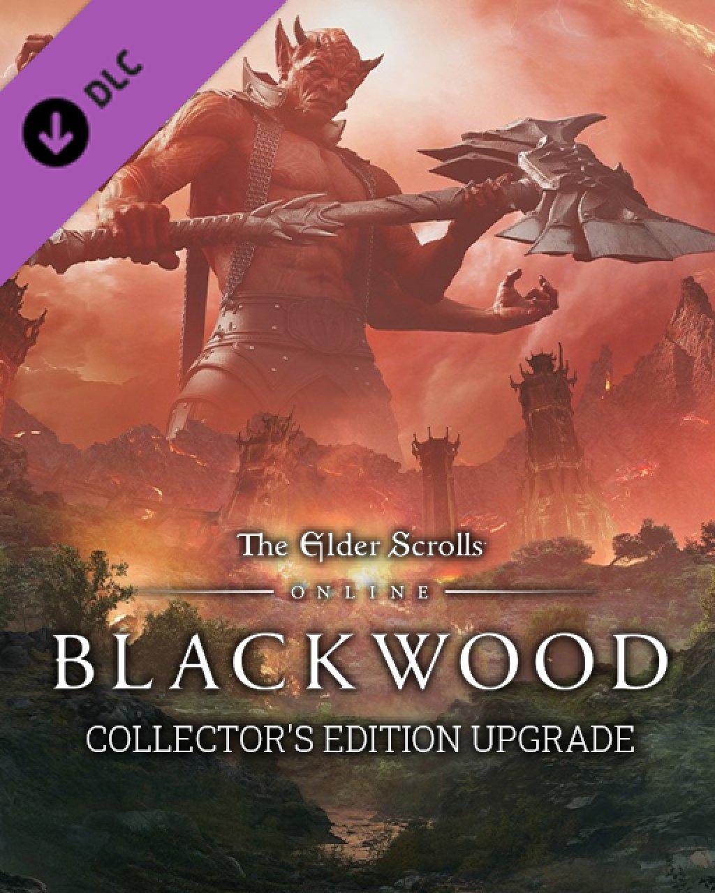 The Elder Scrolls Online Blackwood Collector's Edition Upgrade