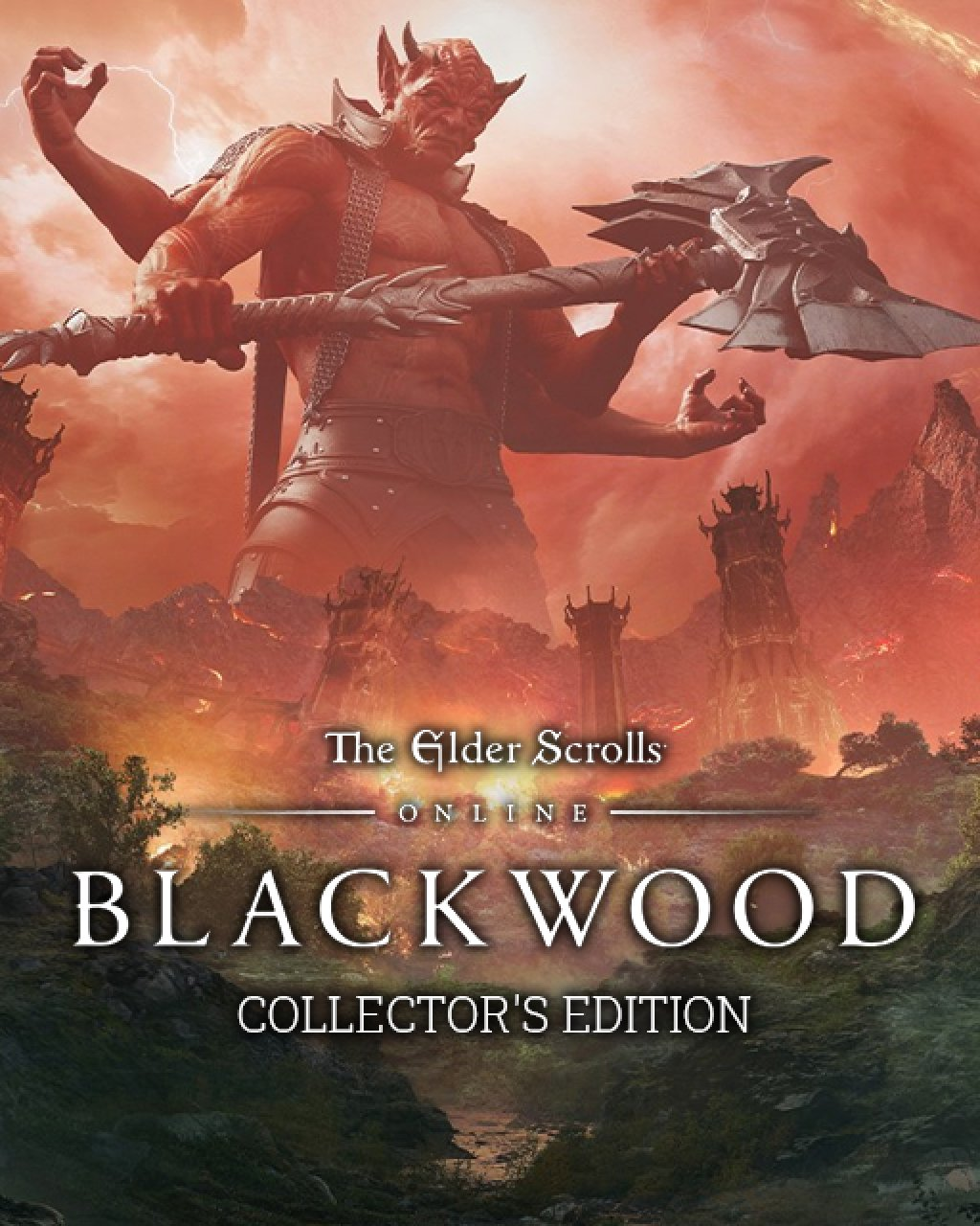 The Elder Scrolls Online Collection Blackwood Collector's Edition