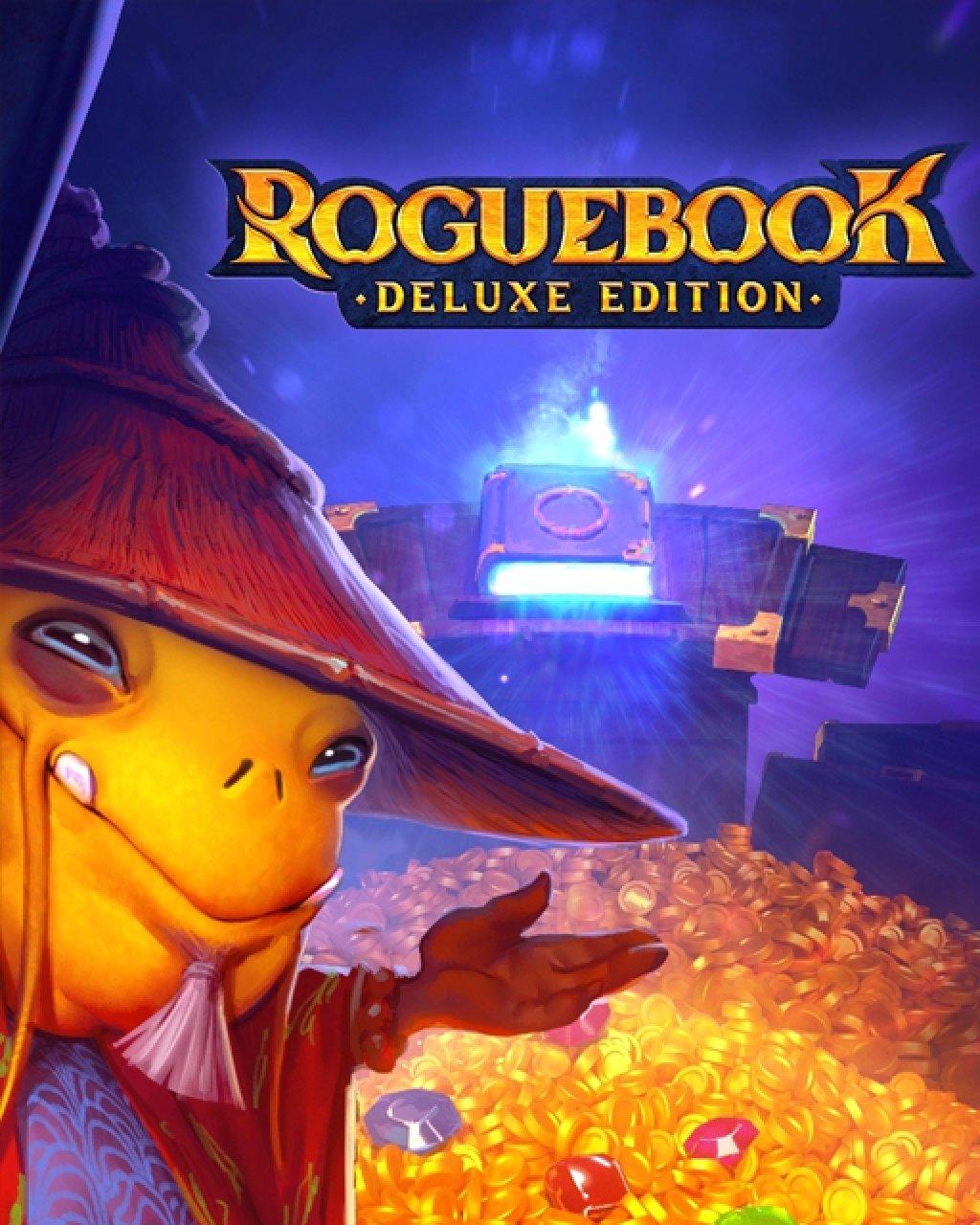 Roguebook Deluxe Edition