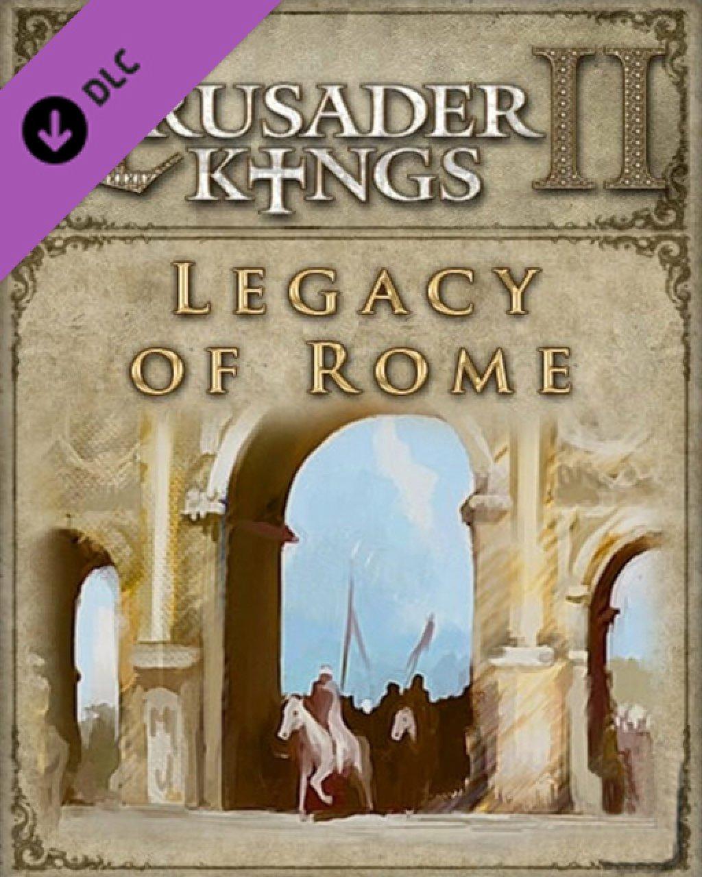 Crusader Kings II Legacy of Rome