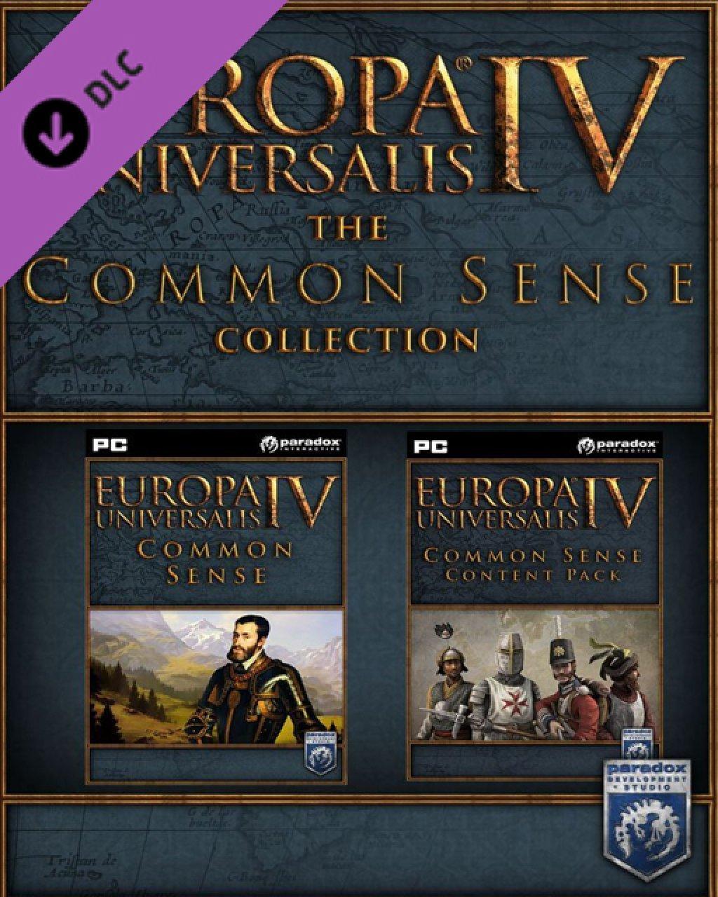 Europa Universalis IV Common Sense Collection
