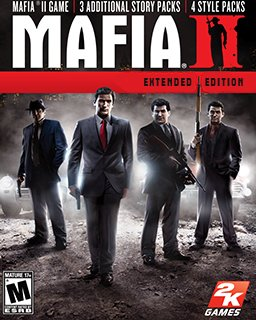 Mafia 2 Special Extended Edition krabice