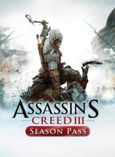 Assassins Creed 3 Season Pass krabice