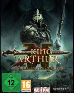 King Arthur II The Role-Playing Wargame krabice