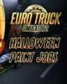 Euro Truck Simulátor 2 Halloween Paint Jobs Pack