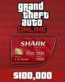 Grand Theft Auto V Online Red Shark Cash Card 100,000$ GTA 5