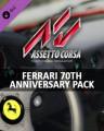 Assetto Corsa Ferrari 70th Anniversary Pack