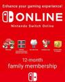 365 Dní Switch Online Membership Family