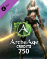 ArcheAge Credits 750