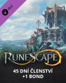 Runescape 45 dní + 1 bond
