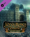 The Lord of the Rings Online Helms Deep Expansion