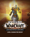 World of Warcraft Shadowlands Level Character Boost