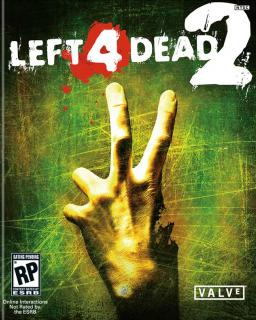 Left 4 Dead 2 krabice