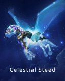 World of Warcraft Celestial Steed