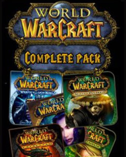 World of Warcraft Complete Pack | WOW