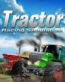 Tractor Racing Simulation