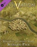 Sid Meiers Civilization V Wonders of the Ancient World Scenario Pack