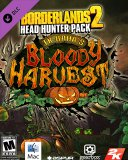 Borderlands 2 Headhunter 1 TK Bahas Bloody Harvest MAC