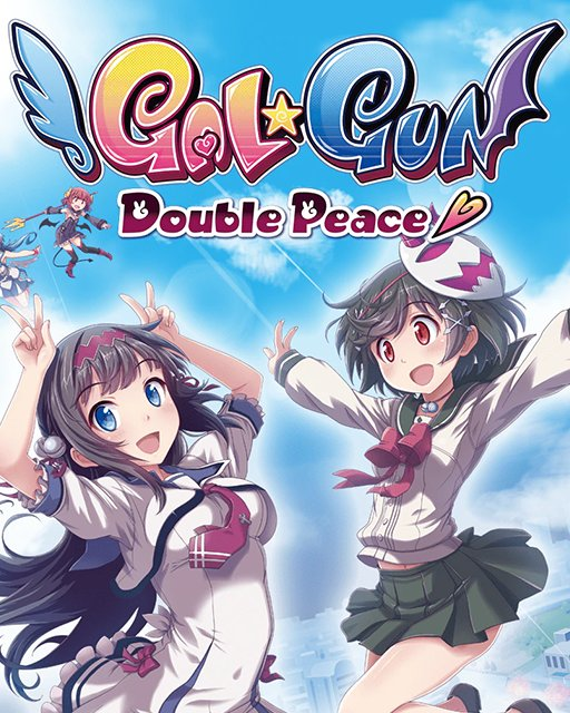 Gal*Gun Double Peace