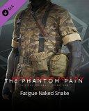Metal Gear Solid V The Phantom Pain Fatigue Naked Snake