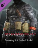 Metal Gear Solid V The Phantom Pain Sneaking Suit Naked Snake