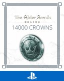 The Elder Scrolls Online 14000 Crowns