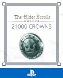 The Elder Scrolls Online 21000 Crowns
