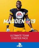 Madden NFL 19 Ultimate Team Starter Pack