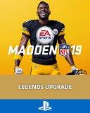 Madden NFL 19 Legends Upgrade