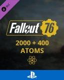 Fallout 76 2000+400 Atoms