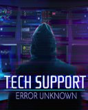 Tech Support Error Unknown