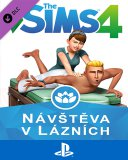 The Sims 4 Návštěva v lázních