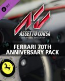 Assetto Corsa Ferrari 70th Anniversary Pack