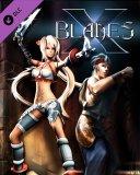 X-Blades Digital Content DLC